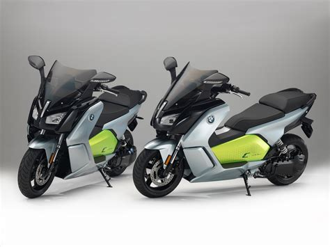 le scooter bmw  evolution se dedouble largus