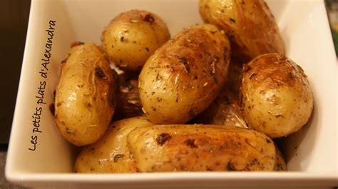 cuisiner pomme de terre grenaille recettes pommes de terre grenaille