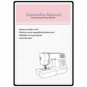 Instruction Manual  Euro Pro 9125