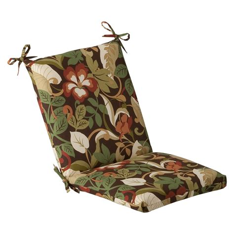 brown green tropical outdoor cushion collection