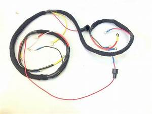 Ford Wiring Harness For 8n Front Distributor Tractor W