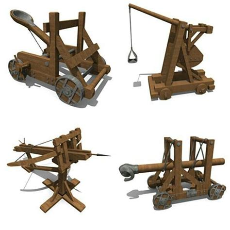 siege engines 160 best images about siege equipment on