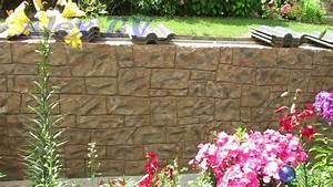 Gefäße Aus Beton Selber Machen : steinimitation aus beton im garten selber machen youtube ~ A.2002-acura-tl-radio.info Haus und Dekorationen