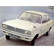 Vauxhall Viva  Phil Seeds Virtual Car Museum