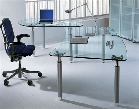 bureau verre but mobilier et décoration bureaux siala