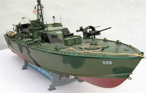 Pt Boat Markings by Italeri 1 35 Elco 80 Pt Boat By Richard