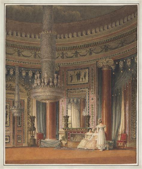 File:Charles Wild - The Circular Dining Room at Carlton