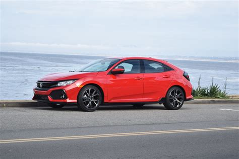 First Drive Review: 2017 Honda Civic Hatchback