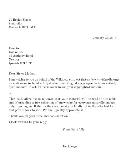 Cover Letter Thank You For Your Consideration by Cover Letter With Sender And Recipient On The Left