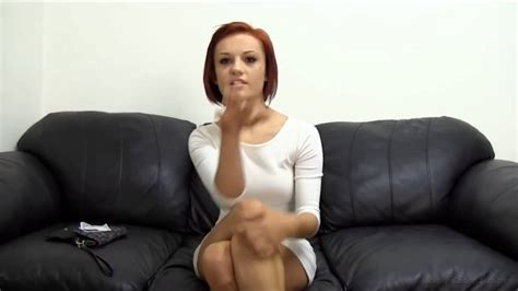 Backroom Casting Couch Cute Redhead Youtube