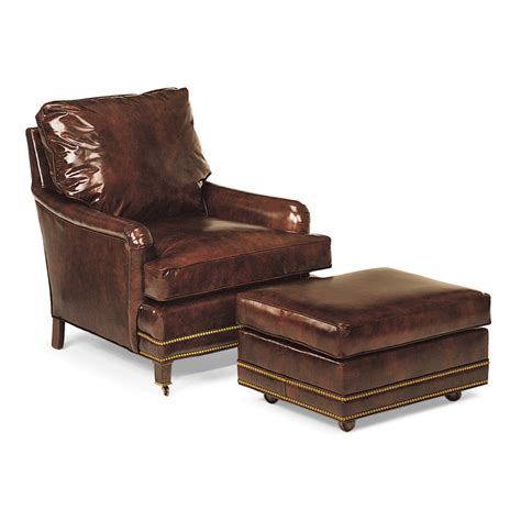 hancock and 8587 8586 bishop reading chair ottoman