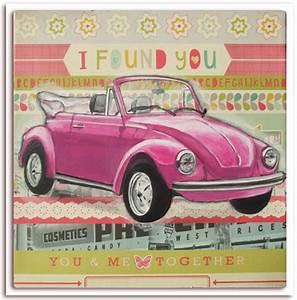 Voiture Enfant Vintage : coccinelle rose sana 39 s car boutique ~ Teatrodelosmanantiales.com Idées de Décoration