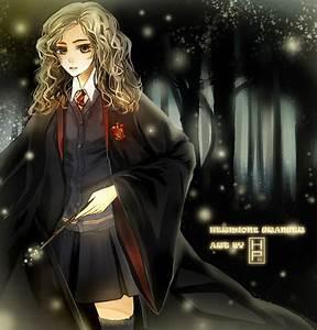 Hermione Granger by Harumagai on DeviantArt