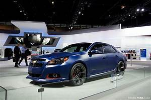 What If Gm Brought The Malibu Turbo Performance Concept To