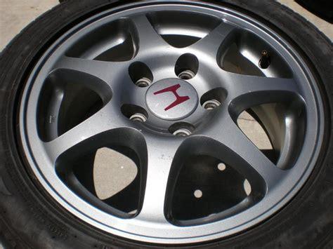 Acura Integra Rims For Sale by Acura Type R Rims Gunmetal W H Center Caps Honda Tech