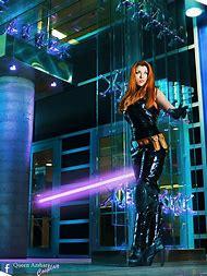 Star Wars Mara Jade Cosplay