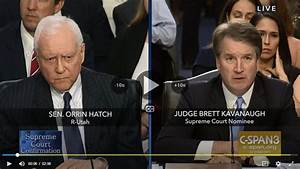 Hearing Day 3: Kavanaugh Discusses Priests for Life, RFRA ...