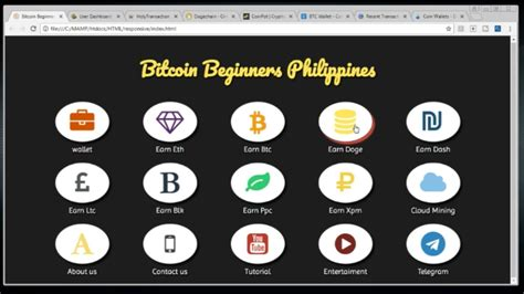All the cryptocurrency merchants and atms of the world in one map. Faucethub Tutorial Wallet Section (Bitcoin Beginners Philippines) - Tutorial Index Tutorial Index