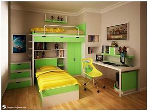green and yellow with minimalist bookcase teen room by With bookcase for teenage room