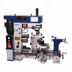 Mac Afric Hq500 Lathe  Drilling  U0026 Milling Machine