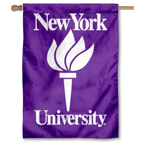 New York University House Flag your New York University ...