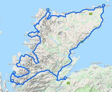 North Coast 500 / Highland Campervans