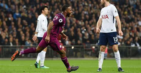 Tottenham 1-3 Manchester City player ratings as Raheem ...