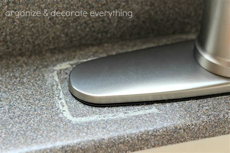 how to get rid of scratches on corian countertops eliminate mineral deposits organize and decorate everything