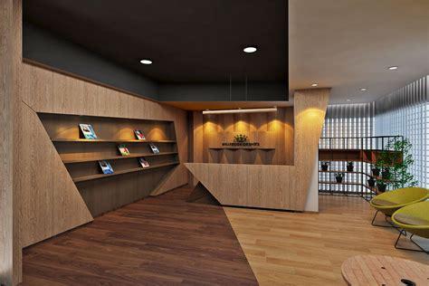Modern Interior Design by Modern Office Interior Design By Zero Inch Interiors Ltd