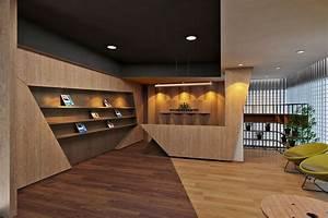 Modern, Office, Interior, Design, By, Zero, Inch, Interiors, Ltd