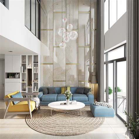 30 Double Height Living Rooms That Add An Air Of Luxury. Modern Kitchen Countertop Ideas. What Is The Best Floor For A Kitchen. Different Types Of Kitchen Flooring. Kitchens With Soapstone Countertops. Colored Pendant Lights Kitchen. Kitchen Wall Backsplash. Which Flooring Is Best For Kitchen. Redo Kitchen Countertops