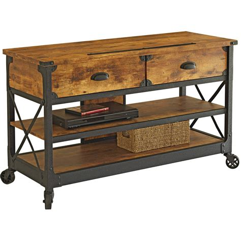 Living Room L Stands by Top 15 Of Rustic Tv Stands For Sale