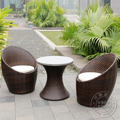 ikea coffee table rattan chair three outdoor