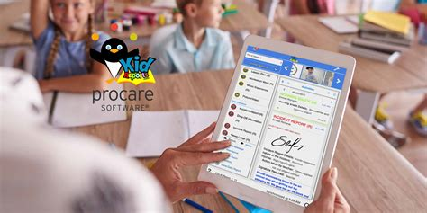 procare   child care management software