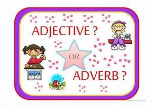 Degree Adverbs Worksheet