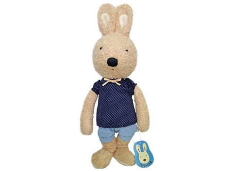 teddy n doll le sucre rabbit l1151 give gift boutique flower shop