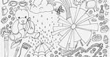 Coloring Yet sketch template
