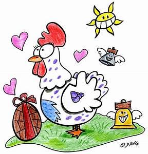 Oeuf Paques Dessin : coloriage poule ~ Melissatoandfro.com Idées de Décoration