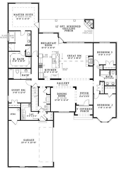 open ranch floor plans open floor plan ranch open floor plans for ranch style