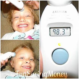 Exergen Temporalscanner Thermometer Review And Giveaway