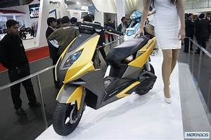 TVS Showcases Graphite and Zest Scooters at Auto Expo 2014 ...