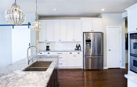 Useful Tips To Decorate A Modern White Kitchen Home