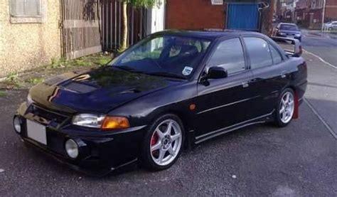 Mitsubishi Evo 4 1996-1998