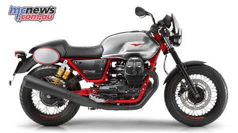 Moto Guzzi V7 Iii Specs by Moto Guzzi V7 Iii Racer Review Motorcycle Tests Mcnews