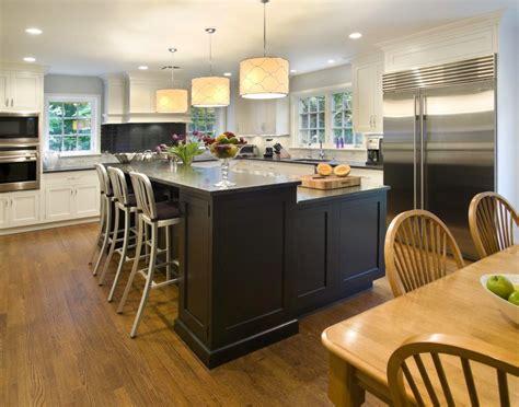 shaped kitchen  island plans hawk haven
