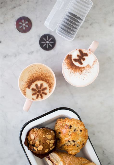 Discover a great recipe and enjoy a superb nespresso moment! How to Make Easy Latte Art at Home - Coffee Foam Designs for Beginners - OXO Good Tips