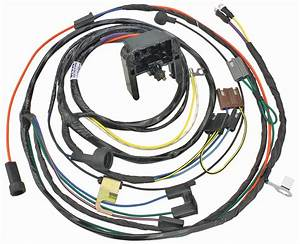 Wiring Harness  Engine  1970 Chevelle  El Camino  Monte  396