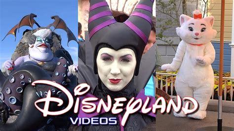 disneyland paris halloween malefique les mechants de disney     edit youtube