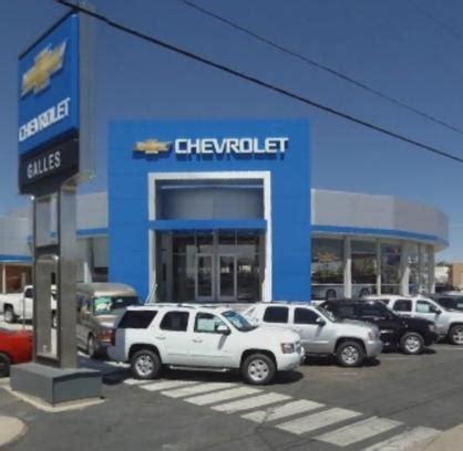 Chevrolet Car Dealership by Galles Chevrolet Car Dealership In Albuquerque Nm 87107