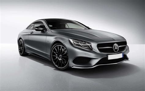2018 Mercedesbenz Sclass Coupe Coming In September This Year